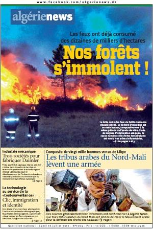 AlgerieNews 16- 07 - 2012