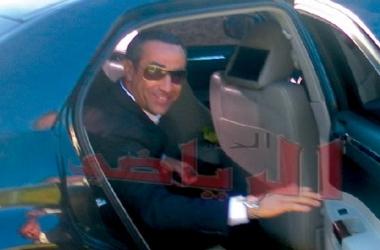 ا.العاصمة : ربوح عاد أمس إلى الجزائر
