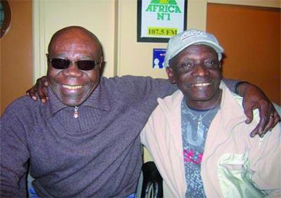 «Malgré tout ce qui se passe en Afrique, il existe toujours une création musicale»