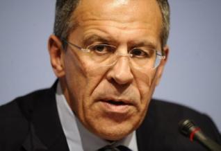 لافروف: موسكو ترفض الربط بين تمديد مهمة المراقبين في سورية واللجوء للبند السابع قال ان روسيا لا تحاول التدخل في الشؤون الداخلية للمملكة العربية السعودية