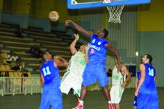 Encore une autre chance pour le cinq Algérien Basket-ball- Afro-basketball 2013 aujourd'hui Algérie-Maroc