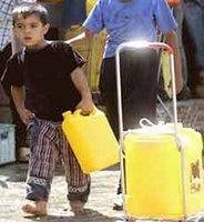 Les Tunisiens en proie à la soif En plein été