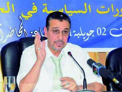 «Morsi vise la réappropriation des prérogatives présidentielles» SMAIL HARITI, PROFESSEUR EN SCIENCES POLITIQUES, À LA TRIBUNE :