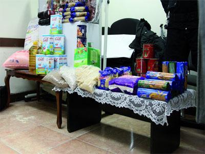 5,5 millions de dinars et 4 000 colis alimentaires Pour satisfaire plus de 42 000 nécessiteux recensés à travers les 12 communes de Constantine