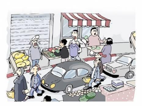 les autorités indifférentes à la prolifération de l'informel la situation s'aggrave à la veille du ramadhan