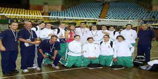 JO-2012 : deux volleyeuses algériennes exclues de la sélection nationale