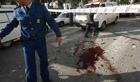 جرح 3 عناصر شرطة في هجوم بأزفون 