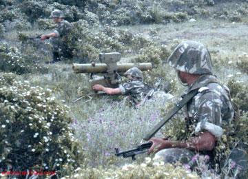 القضاء على إرهابيين بلقاطة شرق بومرداس