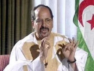 """الرئيس الصحراوي: """"مفتاح الحل للقضية الصحراوية موجود في باريس"""" دعا إلى تخويل المينورسو صلاحيات في مجال حقوق الانسان"""