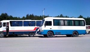 """تصنيف 25 ألف حافلة ناقلة للمسافرين ب""""غير الآمنة"""""""