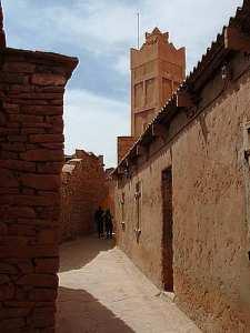 مسجد قصر صفيصيفة بالنعامة