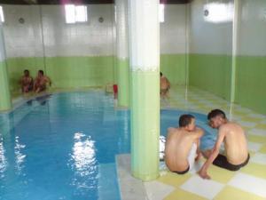 relaxez-vous dans nos hammams                                    Sources thermales à Mila