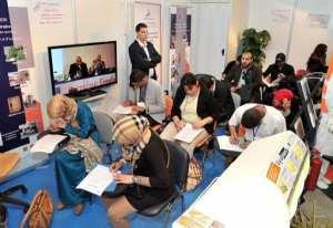 Salon de recrutement: 3.000 postes proposés aux demandeurs d'emploi