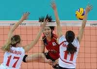 Jeux Olympiques-2012/ Volley-ball Algérie - Grande-Bretagne, ce soir à 22h A la recherche d'une victoire historique