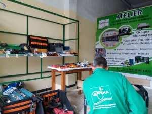 Offre de services et prestations AFRIKA Power & Automation.