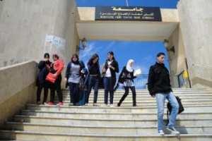 إجهاض مسيرة للماك انطلاقا من جامعة البويرة