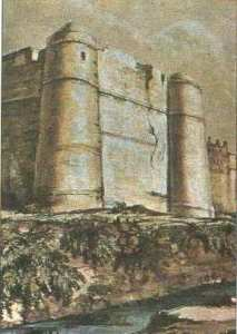 Mechouar (Tlemcen) : Un grand monument incontournable est le Méchouar signifie littéralement le Lieu de Mouchawara , soit « conseils consultatifs »