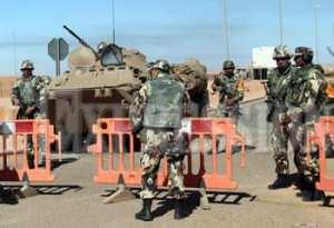 L'ANP arrête trois autres à Tamanrasset