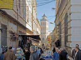 Rahbet Ledjmal à Constantine: Incendie dans un centre commercial