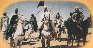 Biographie de Cheikh Bouamama