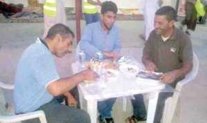 مجلس سبل الخيرات بقسنطينة وزع أكثر من 22 ألف وجبة إفطار