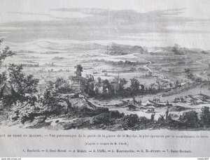 Le tremblement de terre de Blida 1825