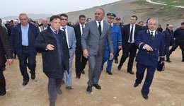 Bedoui à Tizi Ouzou ce matin : Les sinistrés seront indemnisés