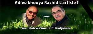 Constantine - Hospitalisé depuis le 9 juillet: Le comédien Rachid Zeghmi n'est plus