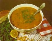Soupe au vermicelle de M'Sila