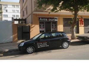 Anis tour