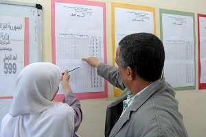 قوائم الناجحين في مسابقة التوظيف 2017 – أستاذ التعليم المتوسط
