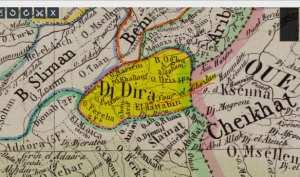 tribus de sour el ghozlane – Bouira قبائل سور الغزلان – البويرة