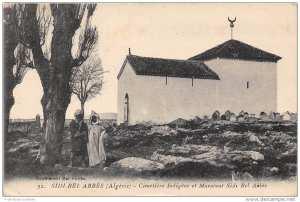 La légende du marabout de Sidi-Bel-Abbès