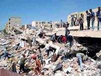 Colloque international sur la réduction du risque sismique à Chlef