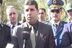 والي وهران يكرم رجال شرطة على يقظتهم