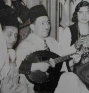 Cheikh M'hamed BEDJAOUI CHAOUCHE TLEMSSANI, parmi les Maîtres du Terroir Tlemcenien