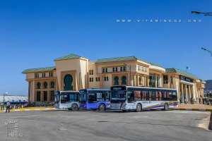 Tlemcen: La nouvelle gare routière en service