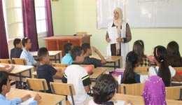 Tissemsilt/Etablissements scolaires : Opération aménagement