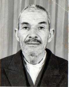 المجاهد الراحل بريكي محمد الطاهر