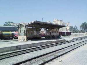 Oued Tlélat (Oran) - La gare ferroviaire dans un état déplorable