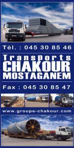 Tranports CHAKOUR ( Groupe Chakour)