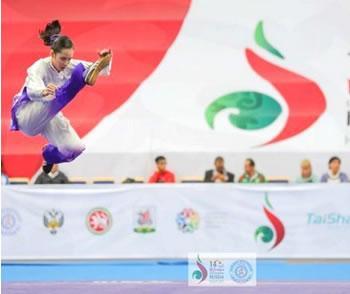L'Algérie termine 21e