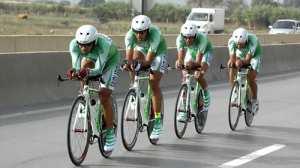Huit pays au départ de la 20e édition du Tour d'Algérie