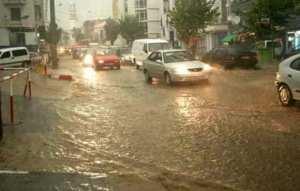 Des pluies orageuses sur les régions Centre et Est attendues jeudi et vendredi (BMS)