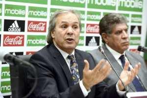 Sélection algérienne de football: