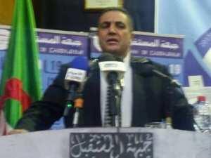 Abdelaziz Belaïd appelle depuis Ghardaïa à l'ouverture d'un large dialogue