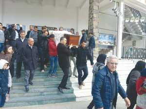 Maâktas (Tizi Ouzou) - GRAND MILITANT DE LA CAUSE BERBÈRE ET DES DROITS DE L'HOMME:  Le regretté Saïd Boukhari a eu droit à des obsèques émouvantes