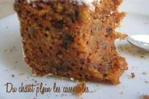Desserts faciles et rapides Gâteau Gâteau aux carottes Carrot cake : la meilleure recette