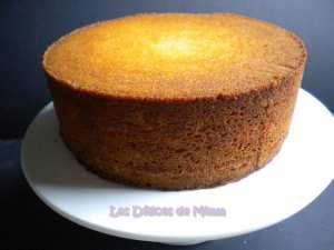 Le sponge cake : le gâteau idéal pour le cake design