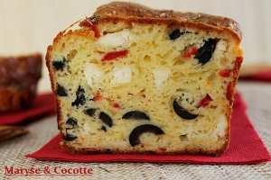 TARTES, CAKES SALÉS Cake salé de Sophie